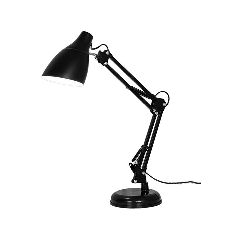 LAMPA DE MASA PIXAR MODERN E27 1X60W MT820 NEGRU FUCIDA