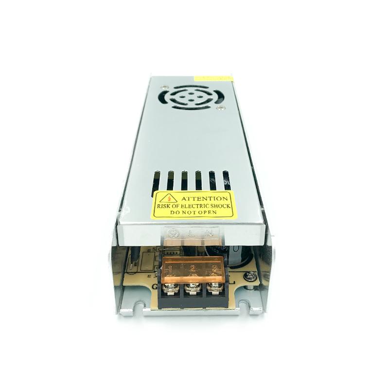 DRIVER BANDA LED BASIC 40MM 360W 30A 12VDC COOLER FUCIDA