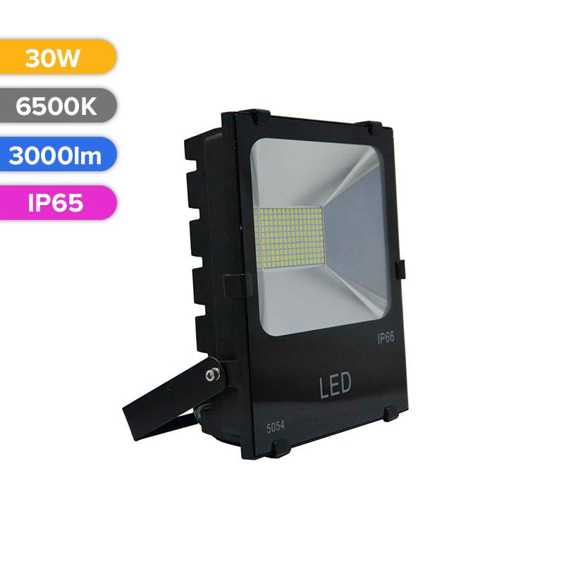 PROIECTOR LED PROF 30W 3000LM 765 6500K IP65 FUCID...