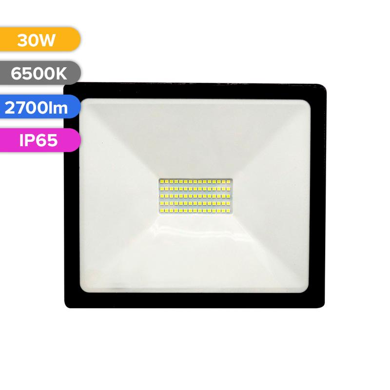 PROIECTOR LED 30W 2700LM 765 6500K IP65 FUCIDA