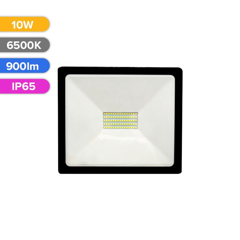 PROIECTOR LED 10W 900LM 765 6500K IP65 FUCIDA