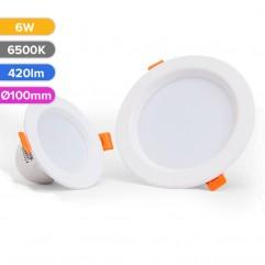 SPOT LED 6W 420LM 765 6500K D100MM FUCIDA
