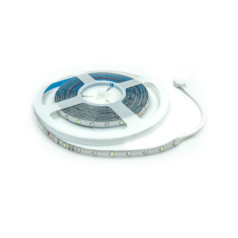 BANDA LED 4.8W 2835 RGB IP54 FUCIDA (5M)