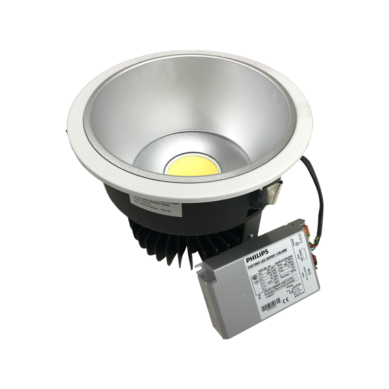 LED DOWNLIGHT PROF 40W 840 4000K D230MM FUCIDA PHILIPS