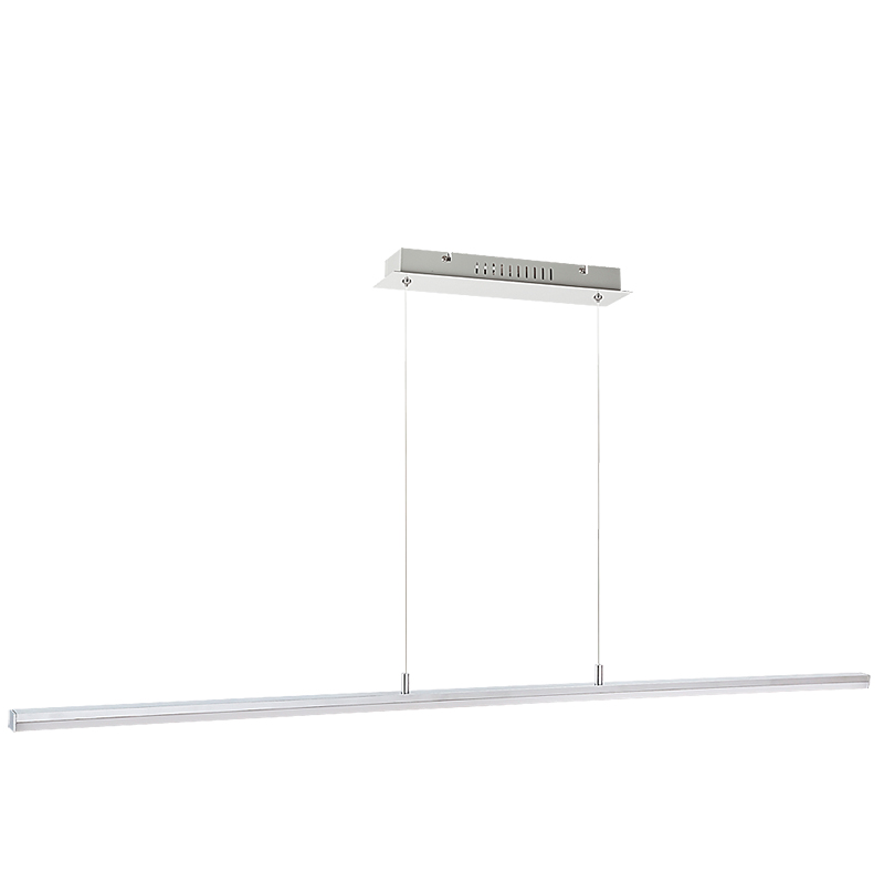 LUSTRA ESTHER LED 19.2W 220-240V 1200X1210MM INOX RABALUX