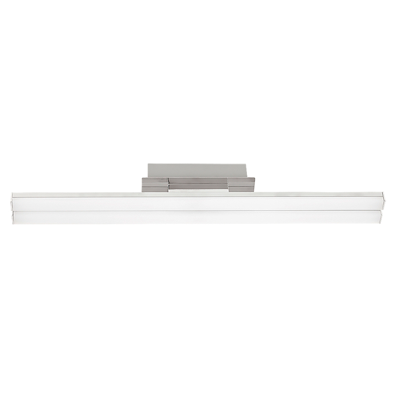 LUSTRA ESTHER LED 19.2W 220-240V 550X70MM INOX RAB...