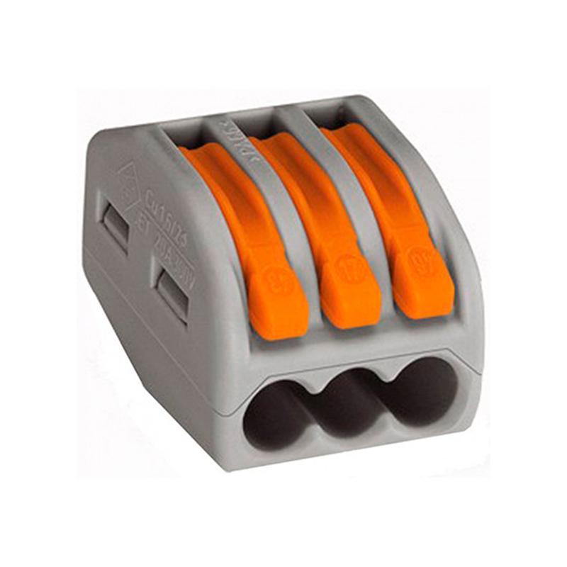 CLEMA 222-413 (3Х2,5mm2) (50BUC./CUT.) WAGO