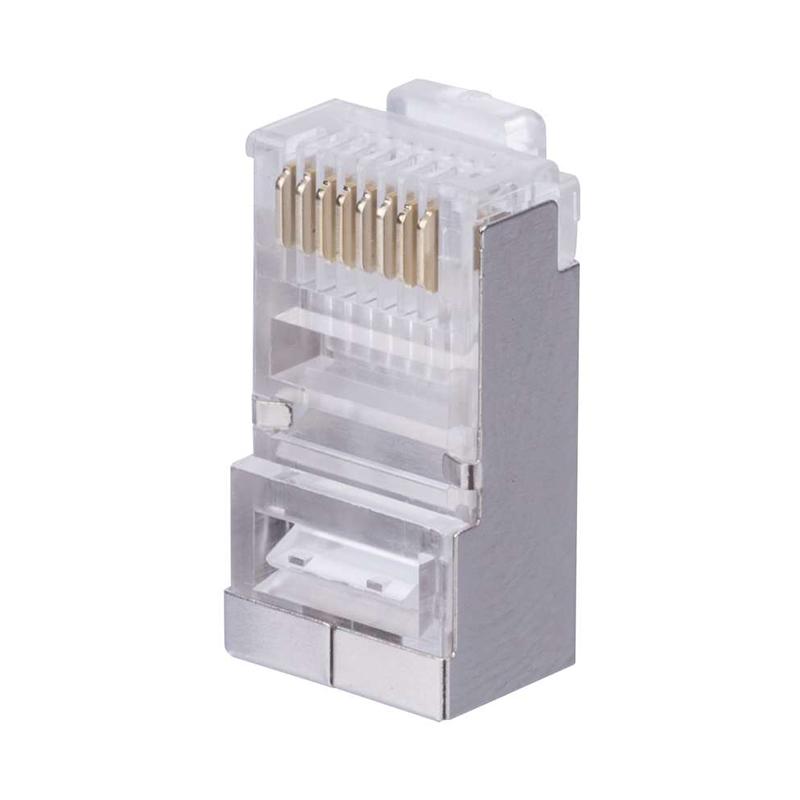 CONECTOR FTP RJ45 CAT.5E SOLID EMOS
