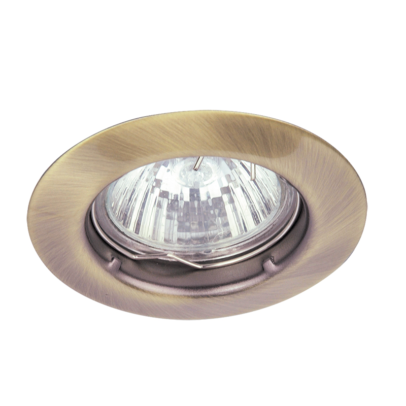 SPOT RELIGHT FIX GU5.3 220-240V 80.5MM BRONZ RABAL...