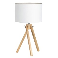 LAMPA DE MASA SOREN E14 MAX. 40W 220-240V 260X480MM LEMN RABALUX