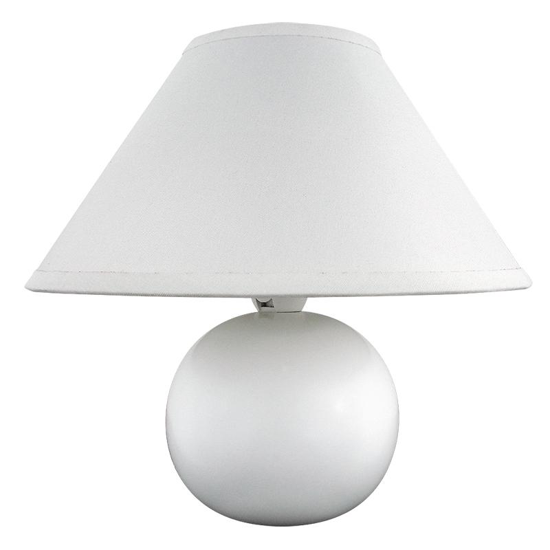 LAMPA DE MASA ARIEL  E14 MAX. 40W 190X200MM CERAMI...