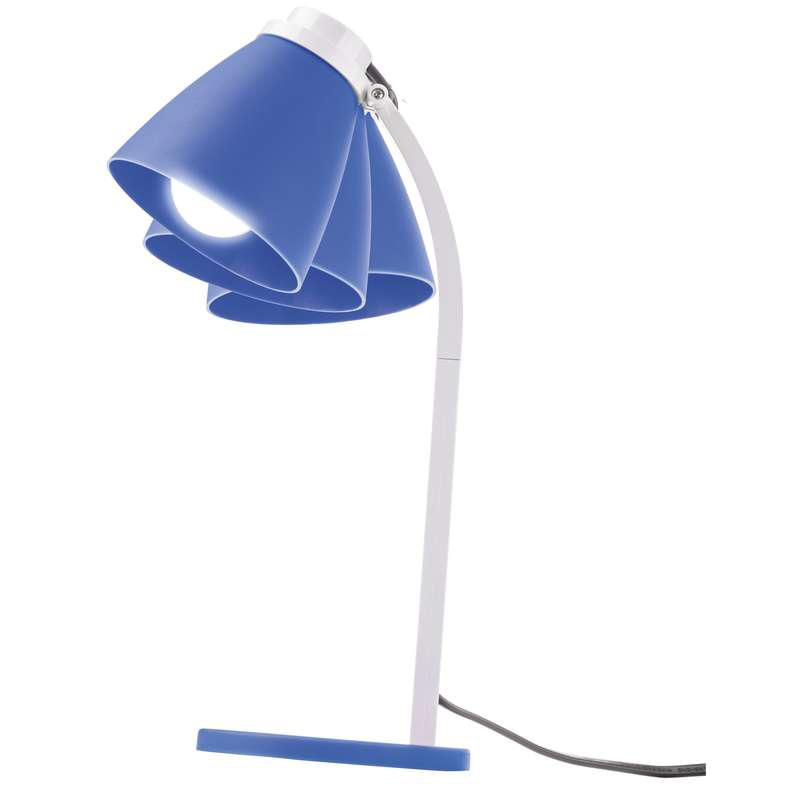 LAMPA DE MASA LOLLI 6W 500LM E14 4100K 230V ALBASTRU EMOS