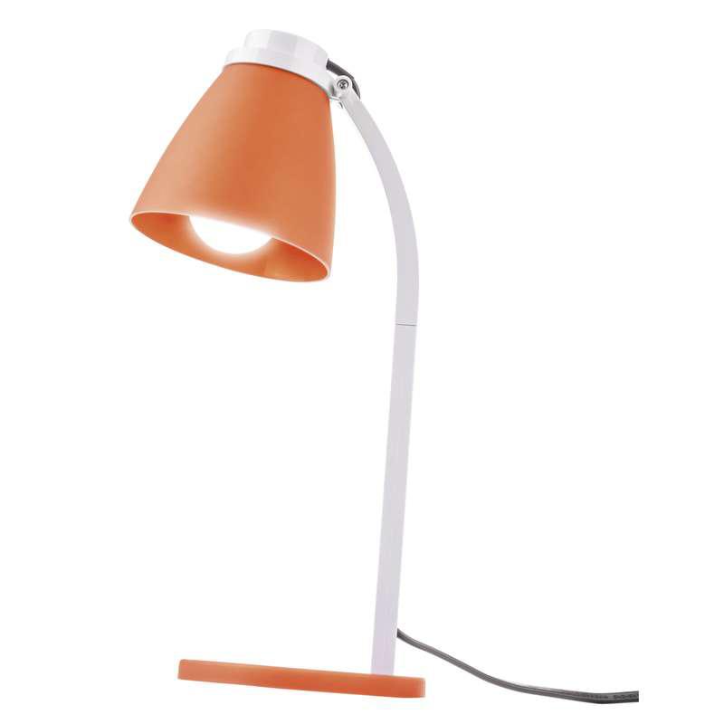 LAMPA DE MASA LOLLI 6W 500LM E14 4100K 230V ORANGE...